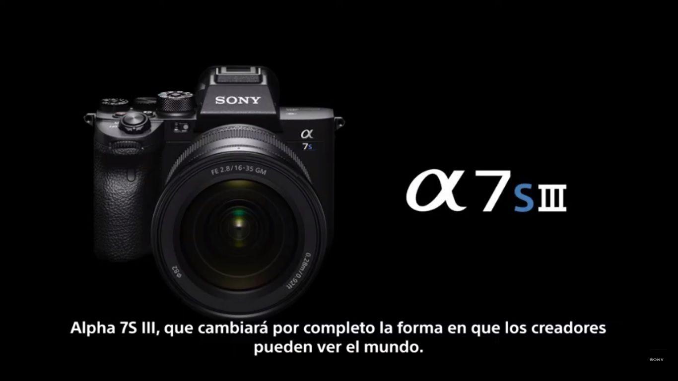 Sony A7 SIII detalles precio español mexico 2