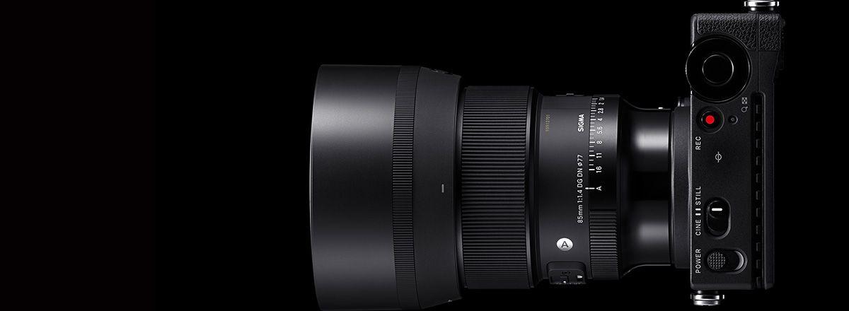Sigma 85mm F1.4 DG DN | Art