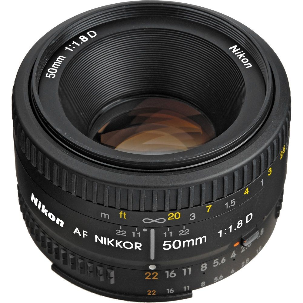 Nikkor 50mm f1.8 D ejemplos mexico fotos precio amazon 2