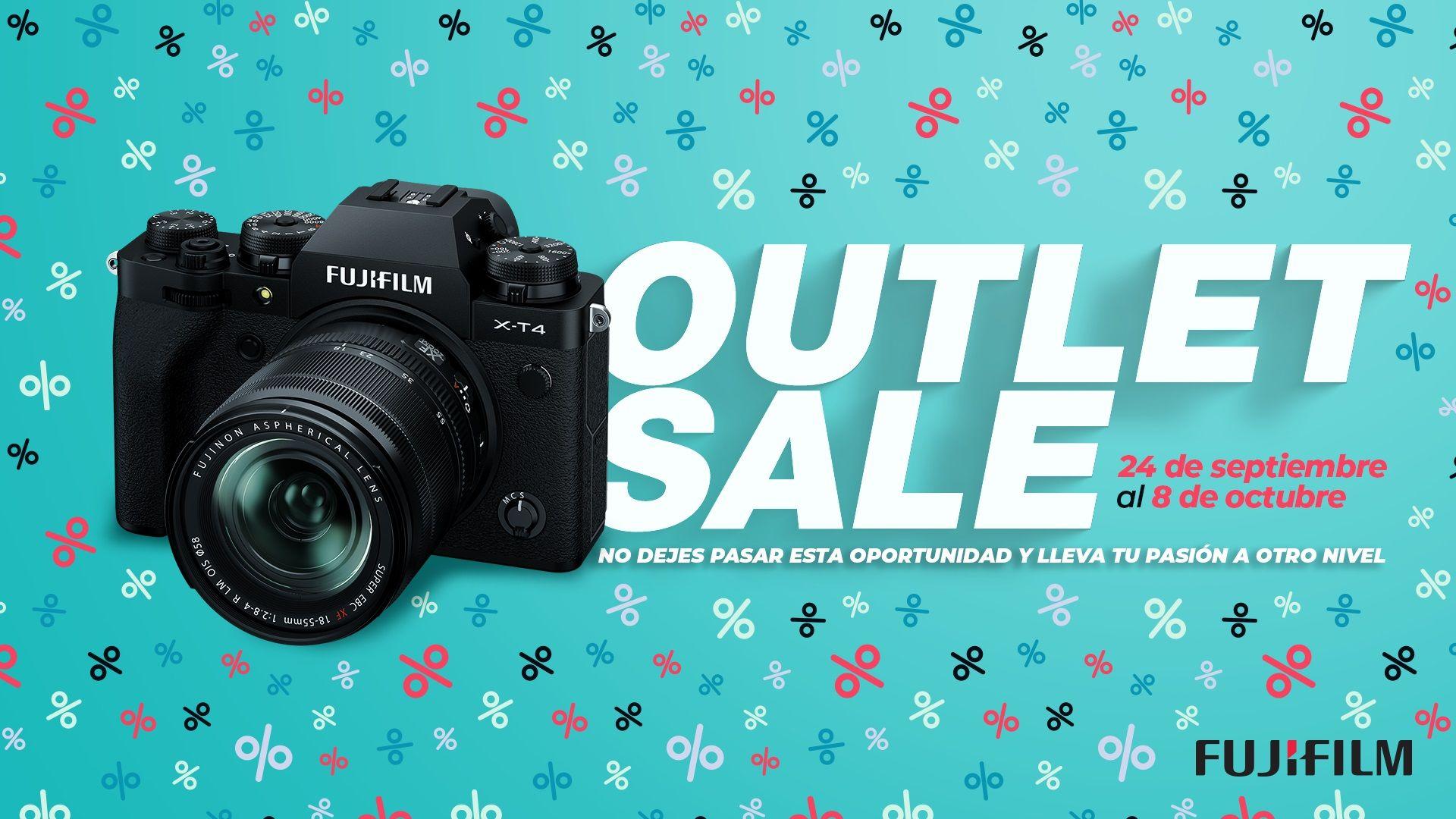 fujifilm ofertas outlet mexico 1