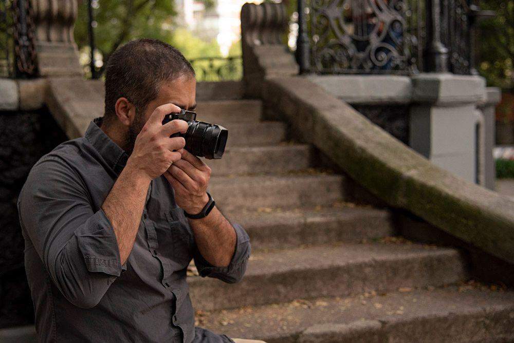 Memo Calderón X-Photographer Fujifilm México 2