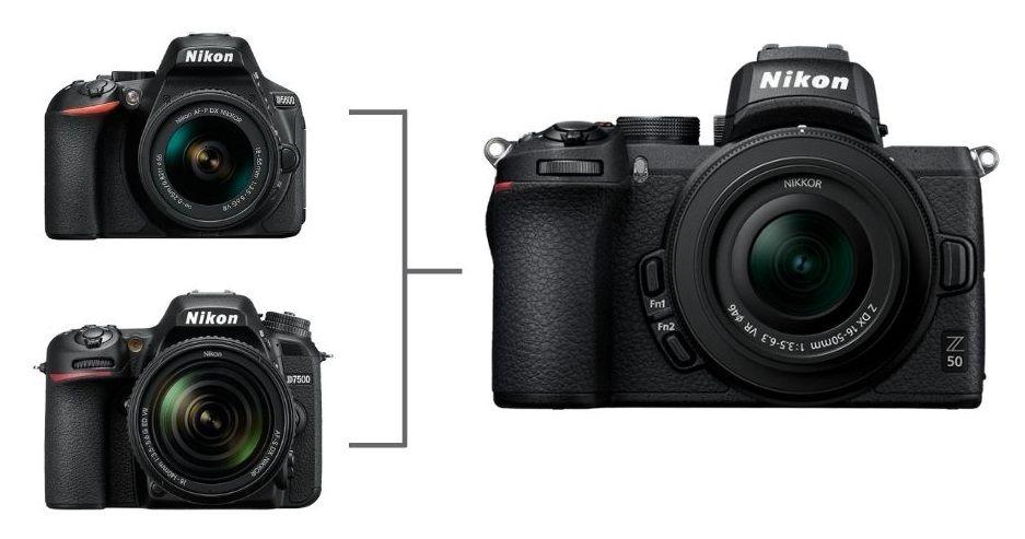 Nikon z50 mexico reseña precio