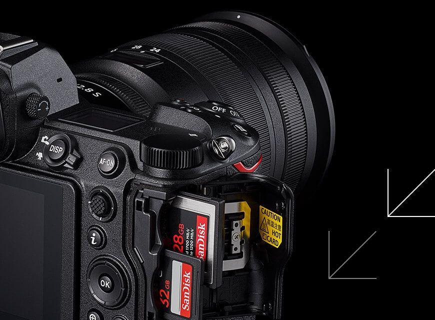 Nikon Z6 II mexico detalles precio lanzamiento