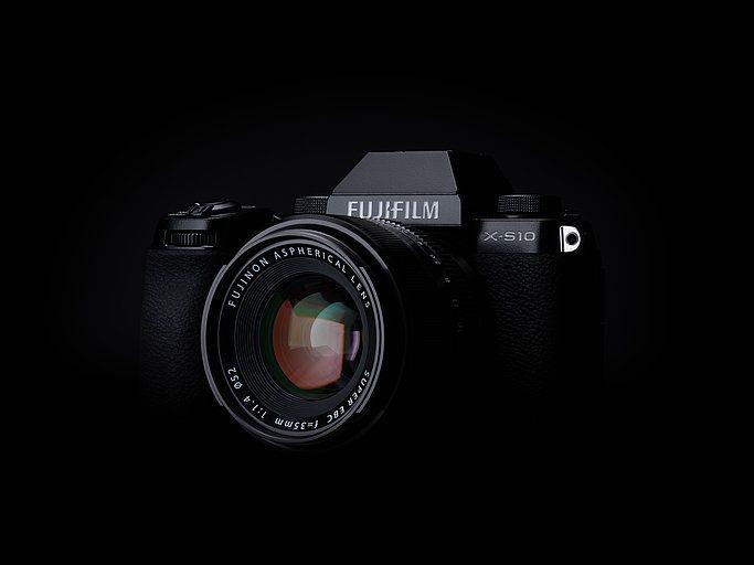 fujifilm x-s10 mexico precio lanzamiento
