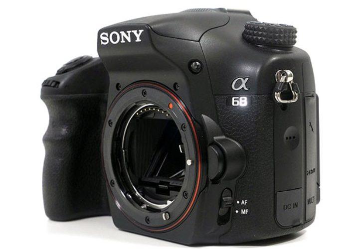Montura A Sony Mexico