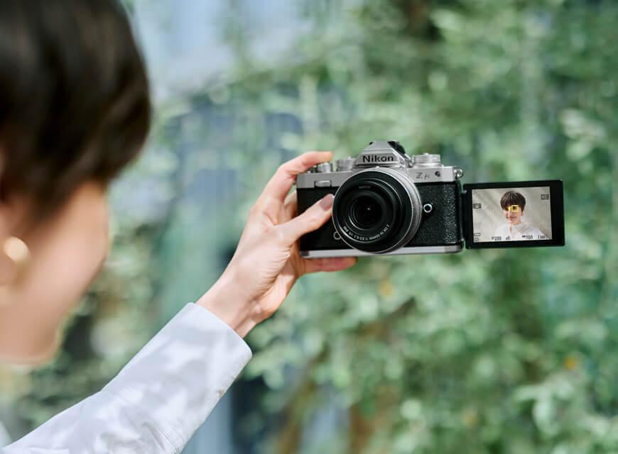 La Nikon Z fc está dirigida tanto a nuevos usuarios, como al público fiel a la marca. Mexico detalles