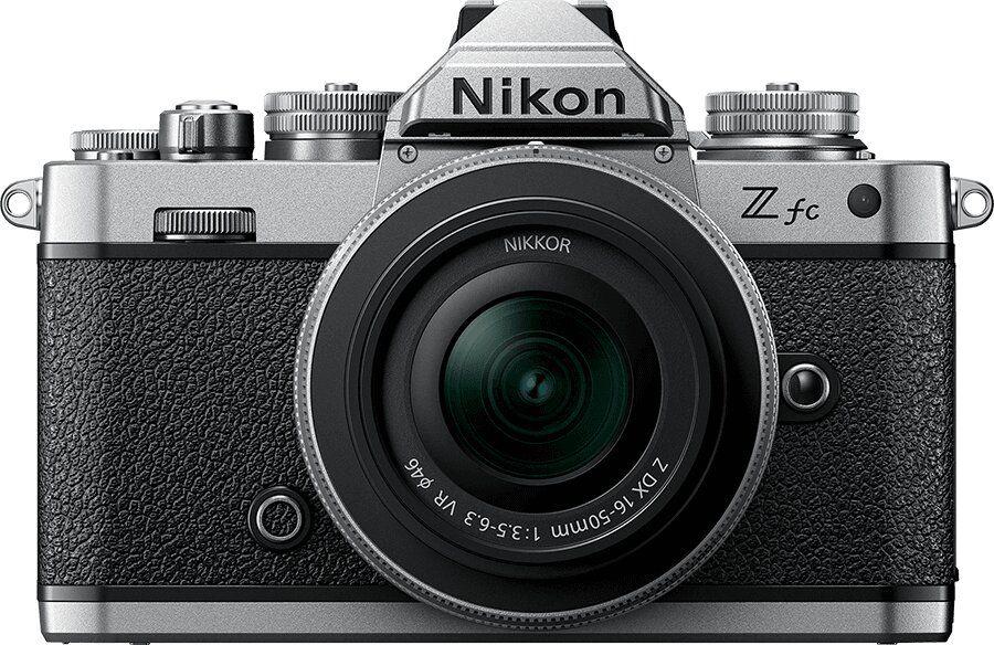 Nikon Z fc mexico detalles precio 1
