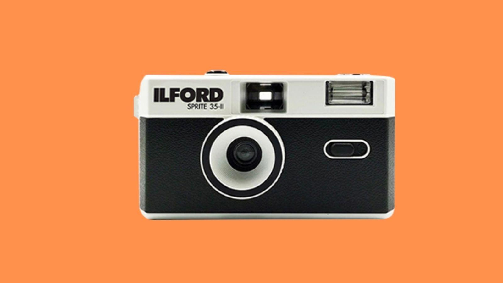 Dónde comprar la Ilford Sprite 35-II desde México 1